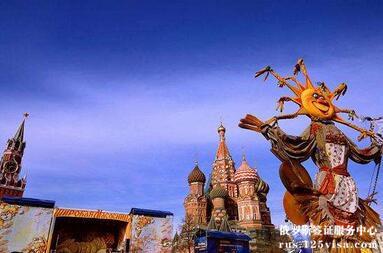 俄罗斯旅游攻略之风俗