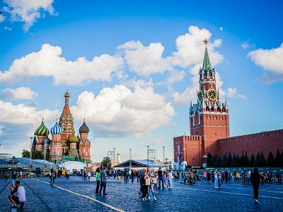 俄罗斯驻上海总领事馆领放假通知